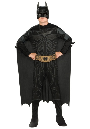 Dark Knight Rises Batman Costume For Tweens