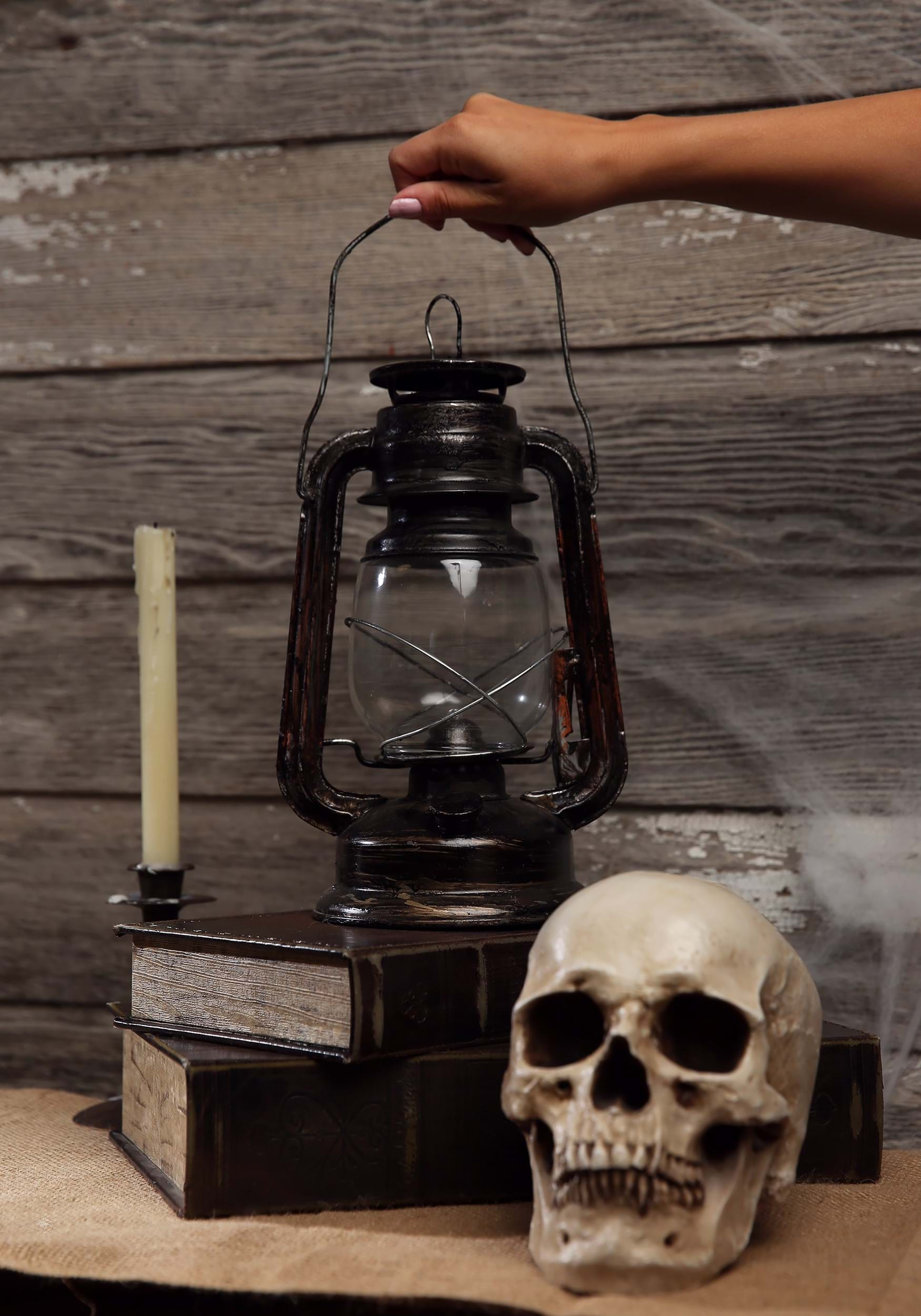Old Fashioned Lantern Scary Halloween Decorations