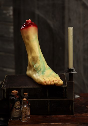 Life Size Realistic Severed Foot