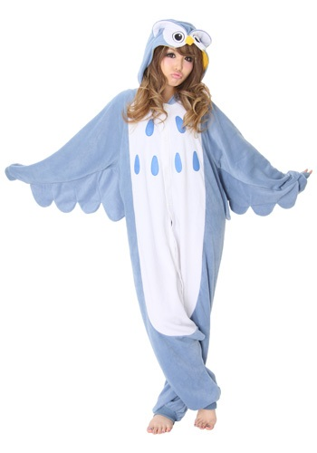 Owl Adult Pajamas