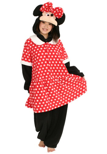 Minnie Mouse Adult Pajamas