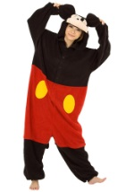 Mickey Mouse Adult Pajamas