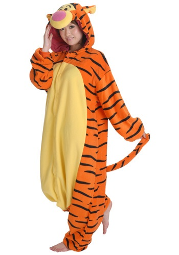 Tigger Adult Pajamas