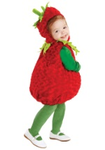 Discontinued Toddler Sweet Strawberry Costume
