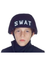 SWAT Team Helmet For Kids