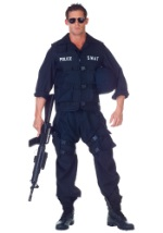 Mens Plus Size SWAT Jumpsuit
