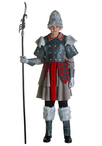 Witch Guard Costume For Teens