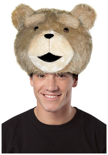 Ted Movie Adult Headpiece