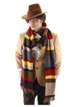 4th Doctor Who Long Scarf