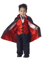 Toddler Victorian Vampire Costume