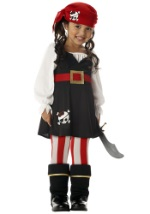 Pint-sized Pirate Lass Costume