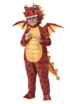Toddler Medieval Dragon Costume