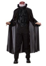 Kids Scary Headless Horseman Costume