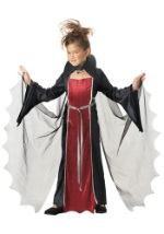 Girls Vampire Halloween Costume