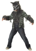 Child Werewolf Boy Costume