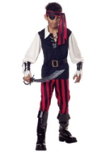 Boy's Cutthroat Pirate Costume