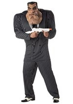 Adult Massive Mobster Costume
