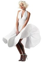 Marilyn Monroe Fancy Dress Costume
