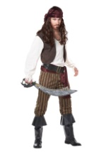 Mens Scurrilous Rogue Pirate Costume