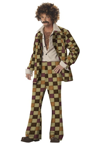 Leisure Suit Disco Costume