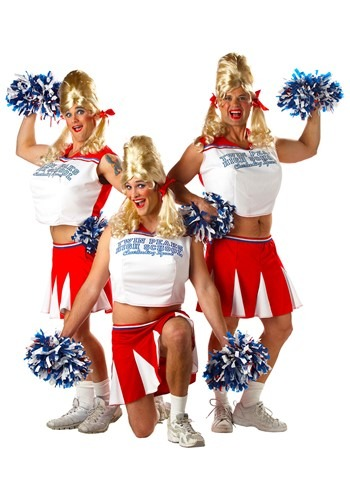 Funny Cheerleader Costume