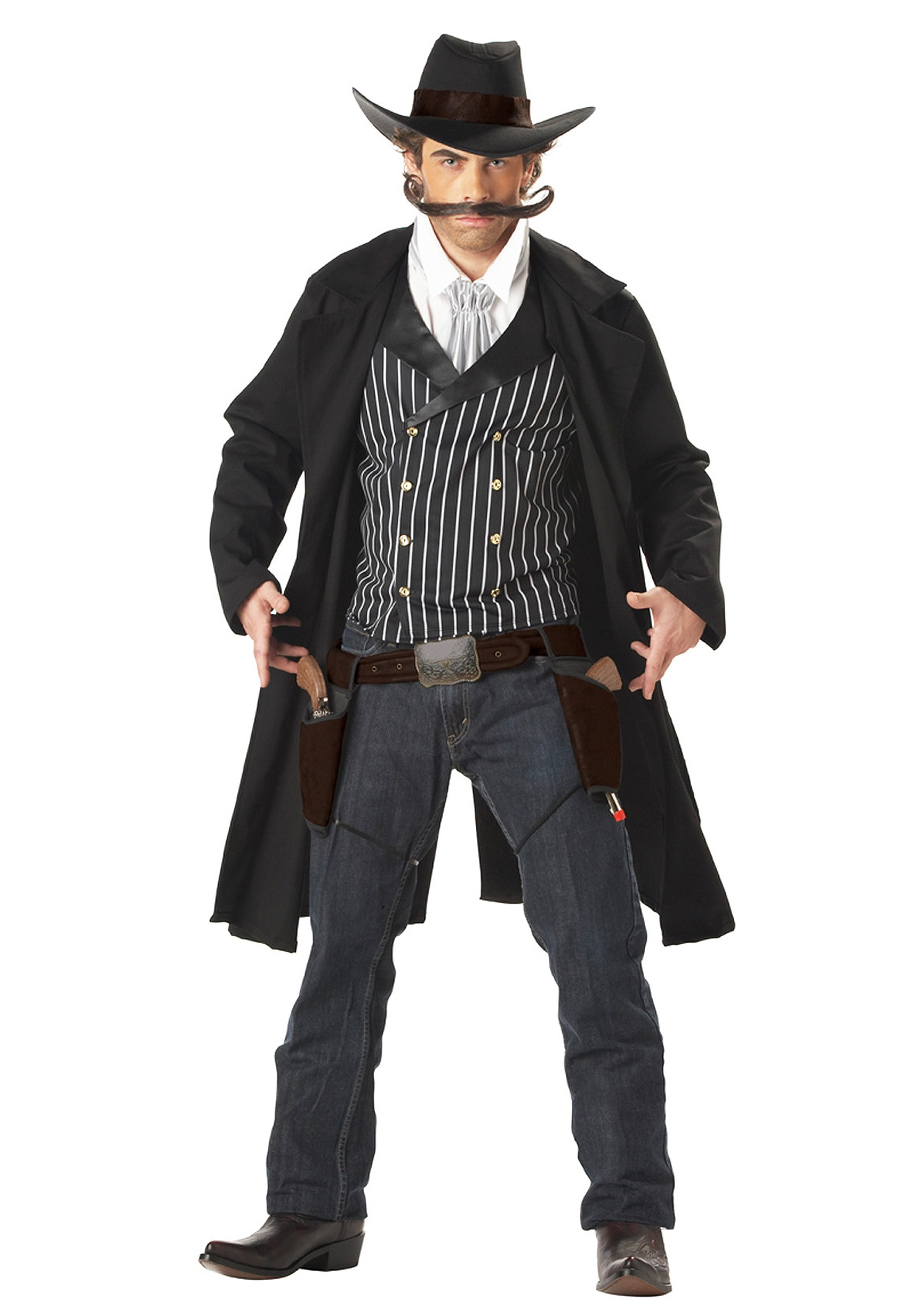 Wild West Cowboys Costume Wild West Tombstone Costume