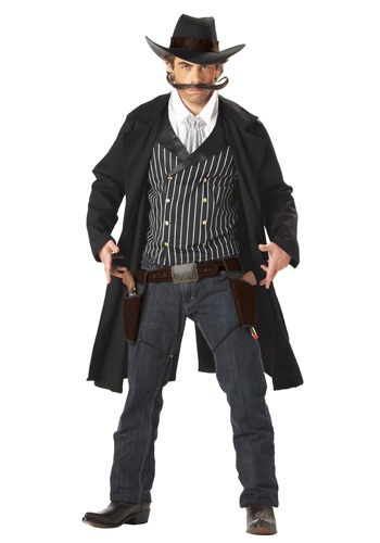 Wild West Tombstone Costume