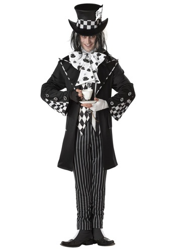 Gothic Mad Hatter Costume