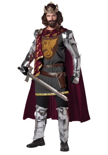 Legendary King Arthur Costume