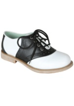 Womens Saddle Shoes