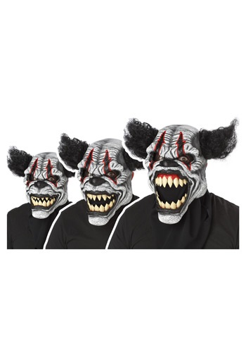 Killer Laughing Clown Mask