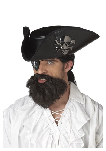 Adult Pirate Captain Beard