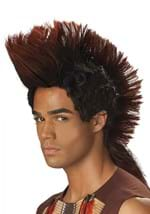 Brave Warrior Mohawk Wig
