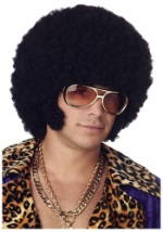 Afro Mutton Chops Wig