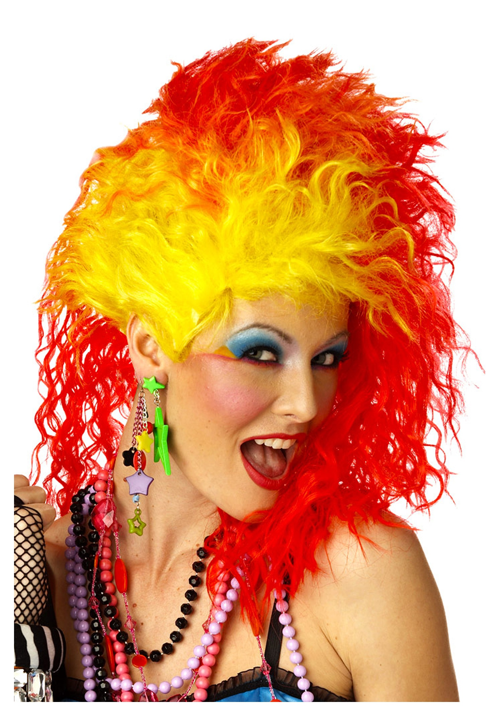 80s Punk Party Girl Wig  sc 1 st  Halloween Costume Ideas & 80s Costume Ideas - Adult 80s Halloween Costume Ideas