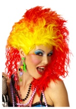 80s Punk Party Girl Wig
