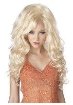 Knockout Blonde Wig
