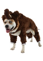 Woolly Mammoth Costume For Dogs