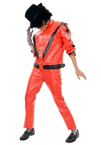Michael Jackson Thriller Pants Adult