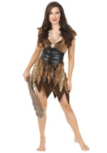 Cave Sexy Woman Costume