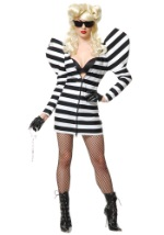 Lady G Prisoner Costume Dress