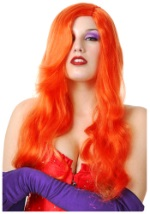Red Hollywood Star Wig