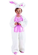 Girl Bunny Costume