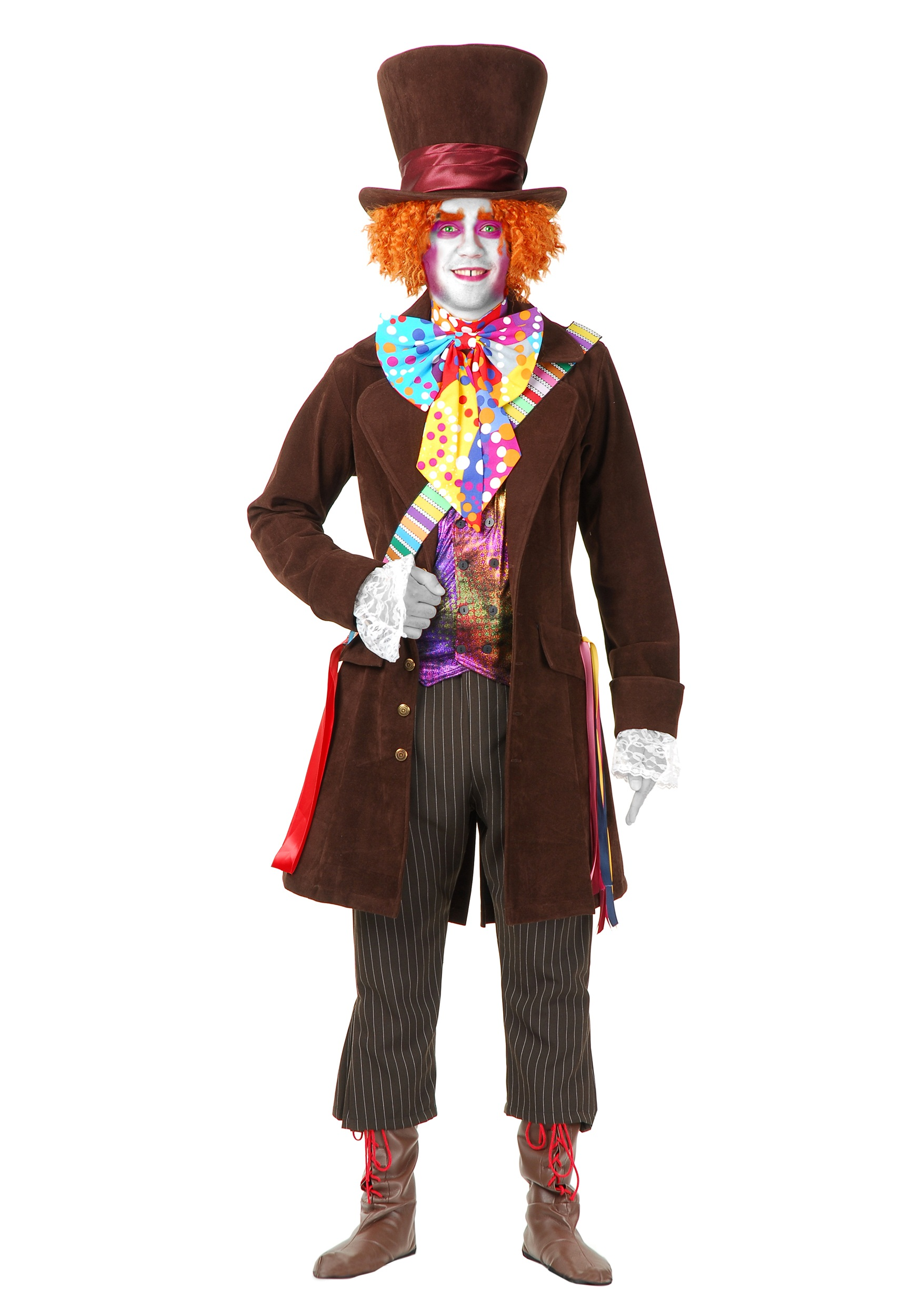 Plus Size Deluxe Mad Hatter Costume  sc 1 st  Halloween Costume Ideas & Plus Size Deluxe Mad Hatter Costume - Alice in Wonderland Costume