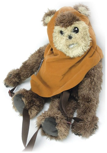 Ewok Wicket Backpack
