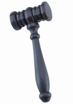 Judges Gavel Prop