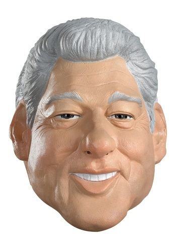 Bill Clinton President Mask