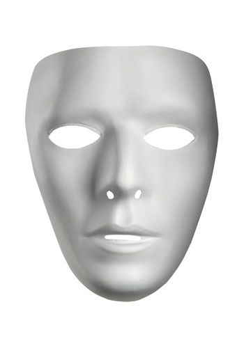 Cheap Blank Mask