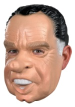 Richard Nixon Political Mask