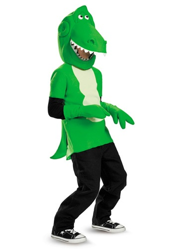 Kids Rex Toy Story Costume